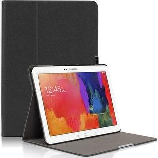 i-Blason, Samsung Galaxy Tab Pro 10.1 Case, Hard Shell Stand Case Cover, Tab Pro 10.1 Case-Black