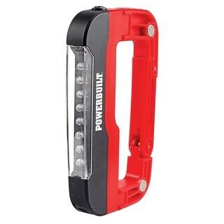 Powerbuilt Jumbo LED Carabiner Flashlight - 642359