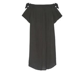 Bobeau Zoie Off Shoulder Dress