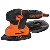 Black & Decker BDEMS600 Mouse Detail Sander, 1.2 Amps