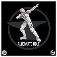 Steamforged Games STEGBBLA-003 Guild Ball Blacksmith - Bolt Alternate