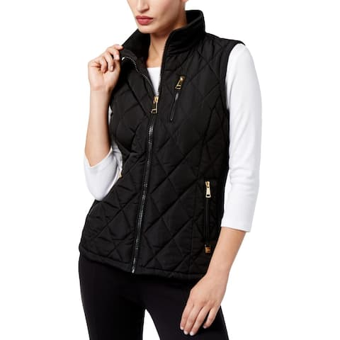 Calvin Klein Womens Vest Fall/Winter Quilted