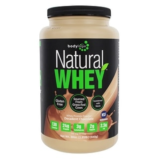 BODYLOGIX - WHEY PROT PWDR,CHOCOLATE 1.85 LB