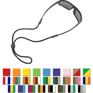 Chums Universal Fit 3mm Durable Nylon Rope Sunglasses Eyewear Retainer - One Size