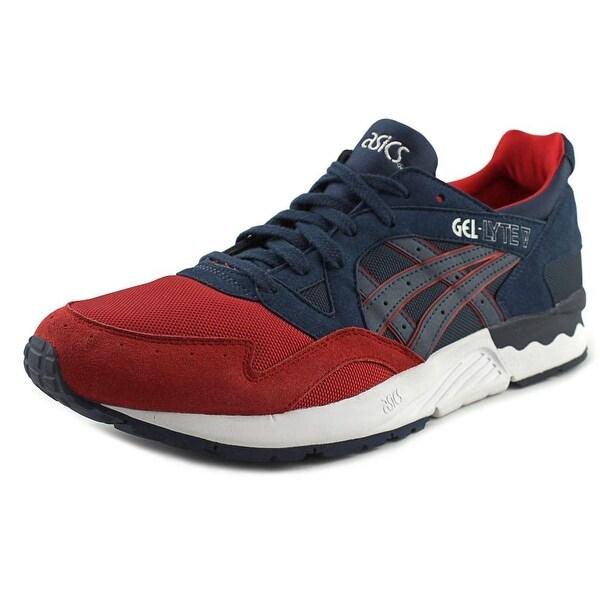 Asics Gel-Lyte V Men Round Toe Synthetic Blue Running Shoe