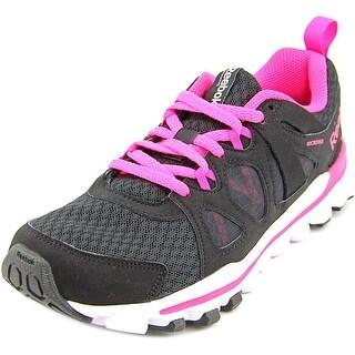 Reebok Hexaffect Run 4.0 mt Round Toe Synthetic Running Shoe