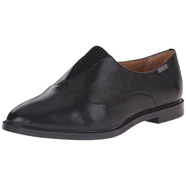 Calvin Klein Womens Daphne Pointed Toe Oxfords
