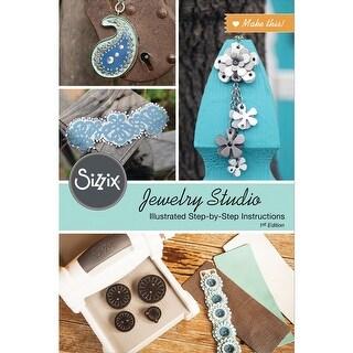 Sizzix Idea Booklet: Jewelry Studio-