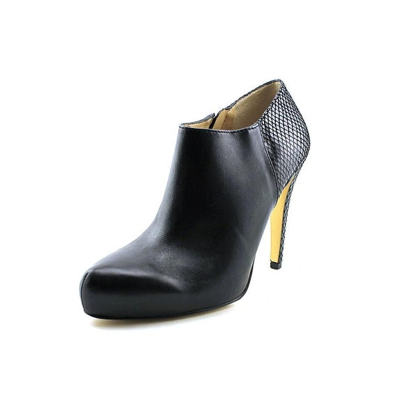 INC International Concepts Bellona Womens Black Boots