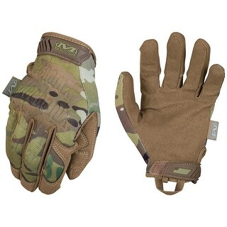 Mechanix Wear MG-78-010 MultiCam Original Tactical Gloves, Camouflage, Large