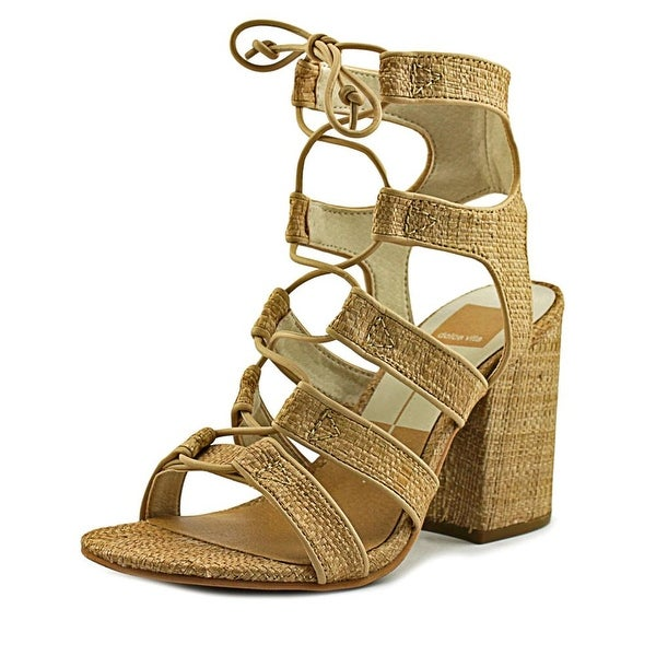 Dolce Vita Eva Women Open Toe Synthetic Sandals