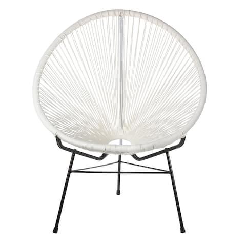 Handmade Acapulco Papasan Lounge Chair