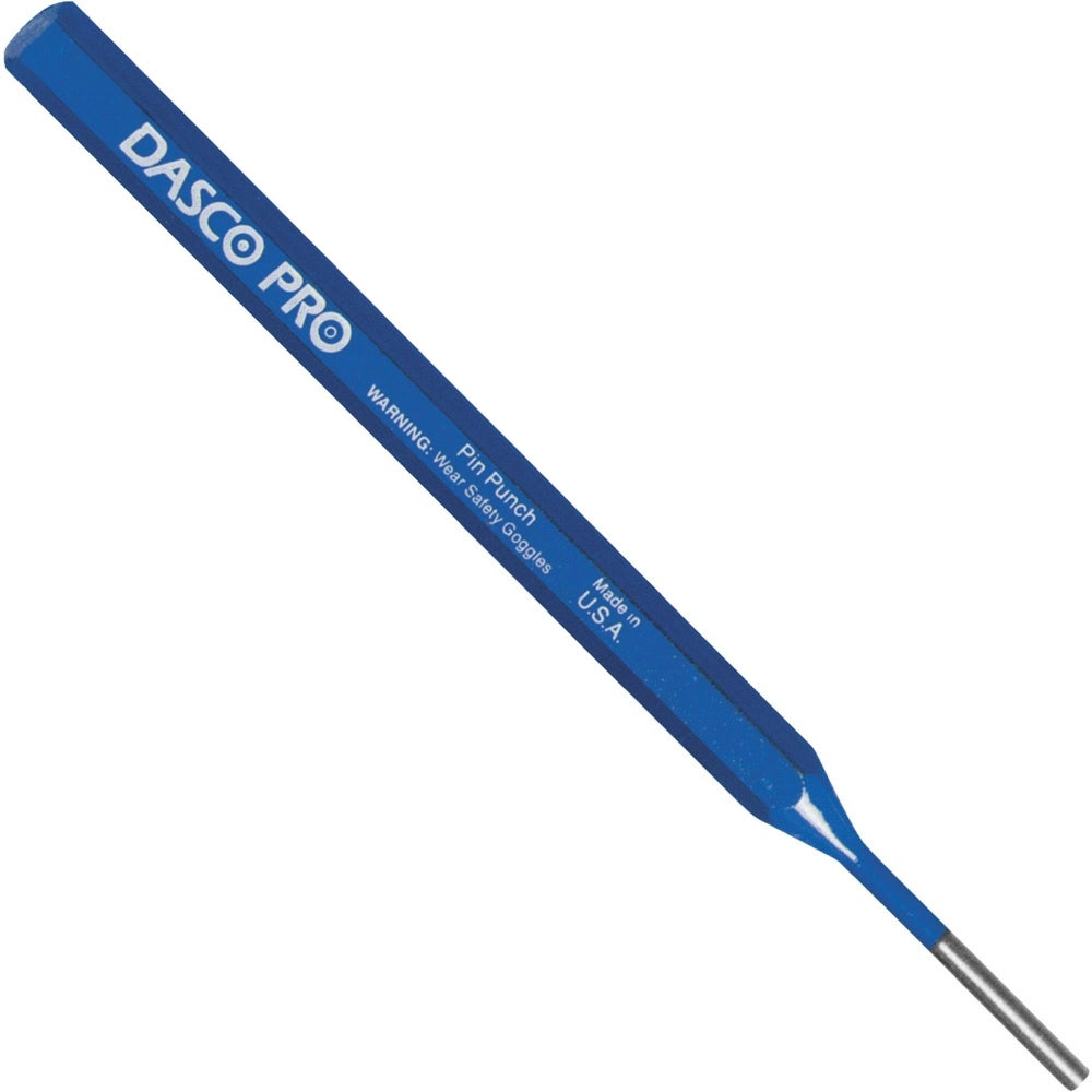 Dasco Pro 589-0 Pin Punch, 1/4 x 6