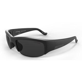 Switch Altitude Matte Black Polarized & Mirrored Interchangeable Sunglasses