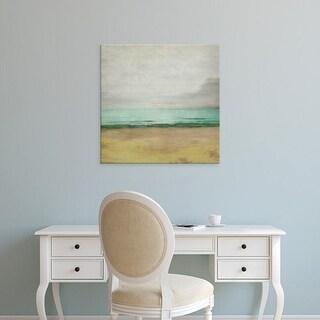 Easy Art Prints Chariklia Zarris's 'Waterline I' Premium Canvas Art