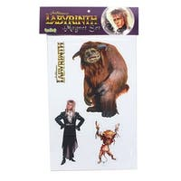 Labyrinth 3-Piece Character Magnet Set - Multi