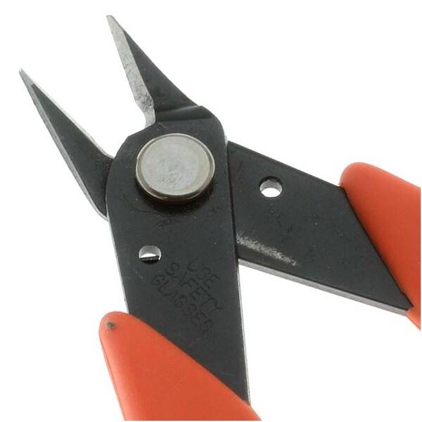 Xuron Sharp Flush Cutter Pliers - Wire/Soft Flex