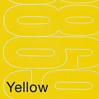 "Permanent Adhesive Vinyl Numbers 6"" 48/Pkg-Yellow"