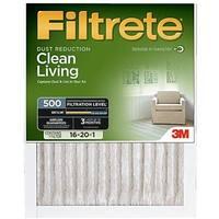 3M 16X25 Green Dust Filter 501DC-6 Unit: EACH Contains 6 per case