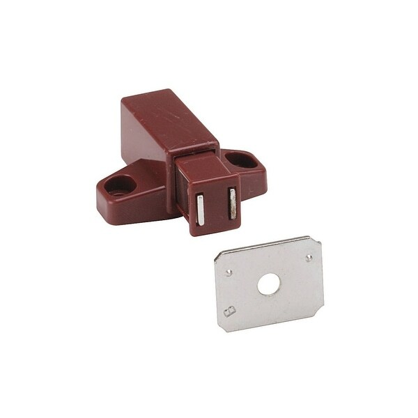 Amerock BP32301 Magnetic Touch Latch from the Functional Collection - N/A