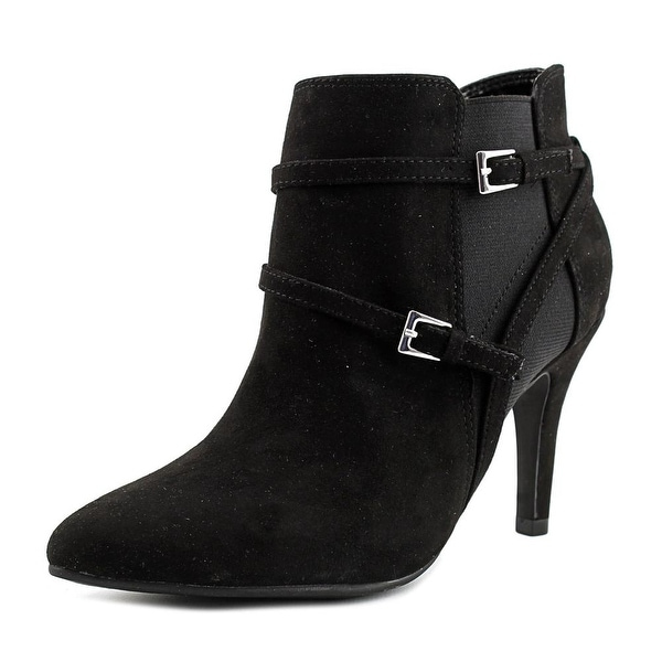 Style & Co Zoeyy Women Black Boots