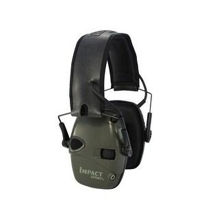 Howard leight r-01526 howard leight r-01526 impact sport od green electr earmuff,rp