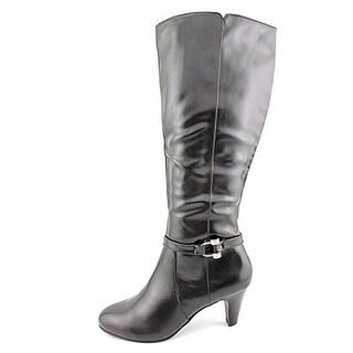 Karen Scott Women Hadley Heeled Dress Boots