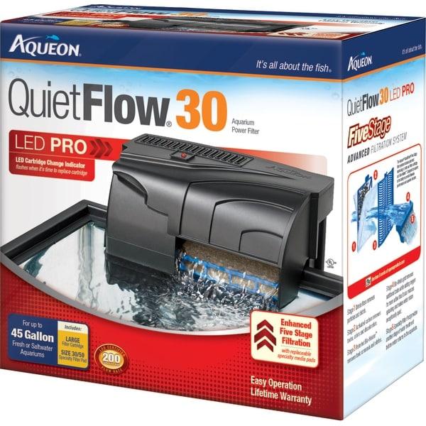 Aqueon Quietflow 30 Filter