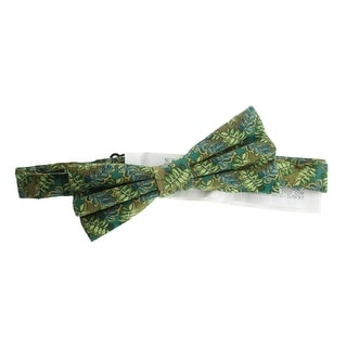 Zara Accessories Mens Cotton Adjustable Bow Tie - M