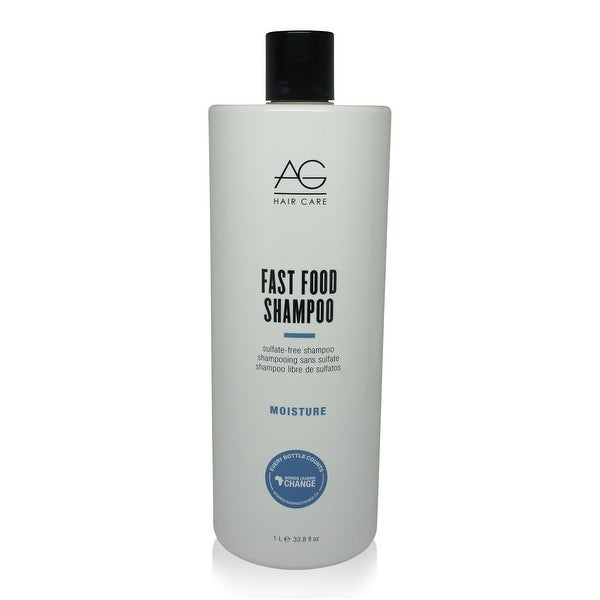 AG Hair Fast Food Shampoo 33.8 Oz