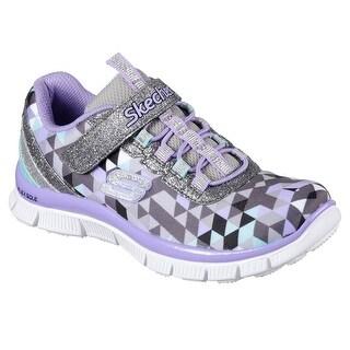 Skechers 81825L GYLV Girl's SKECH APPEAL Sneaker