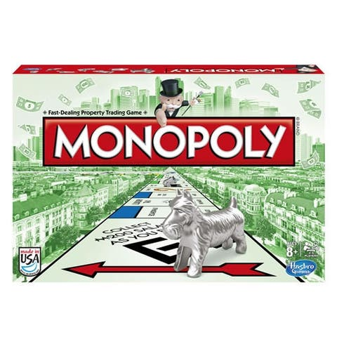 MONOPOLY Classic Property Trading Game