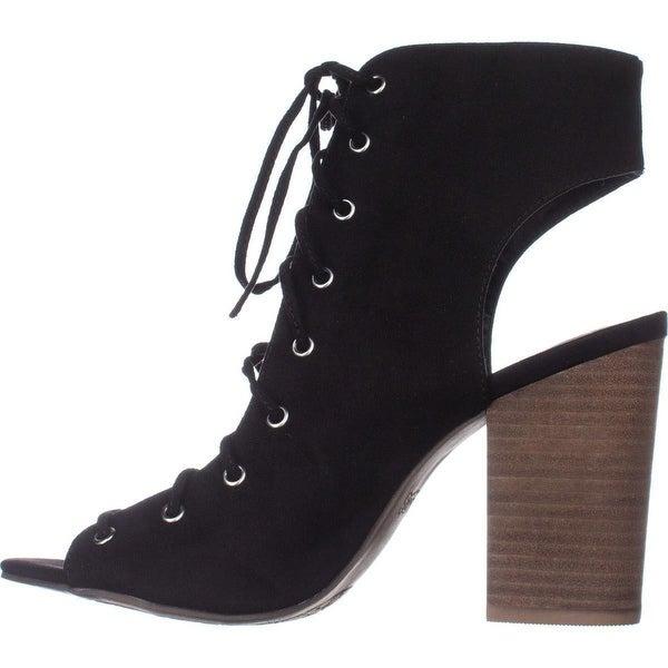 Carlos by Carlos Santana Womens Jolene Fabric Open Toe Casual Slingback Sandals