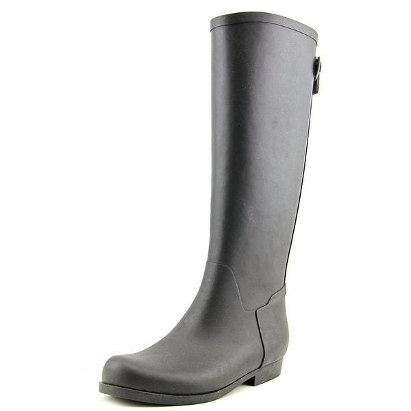 Jessica Simpson Mistyy Round Toe Synthetic Rain Boot