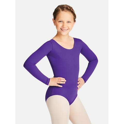 Long Sleeve Leotard - Girls