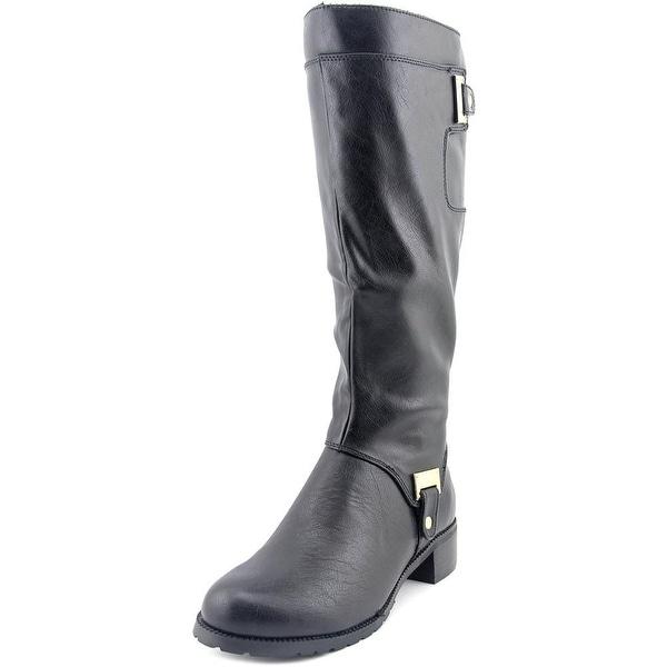 Bella Vita Anya II Round Toe Leather Knee High Boot