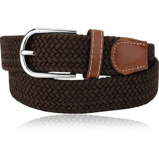 MKF Collection Women Braided Fashion Belts by Mia K Farrow