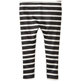 Derek Heart Girl Girls Striped Leggings - S/M