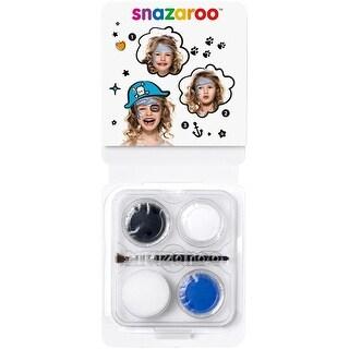 Snazaroo Mini Face Paint Themed Kits-Blue Pirate