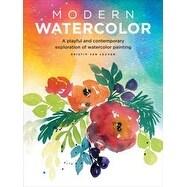 Modern Watercolor - Walter Foster Creative Books