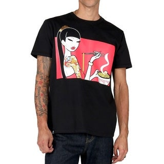 Tokidoki Japanese Inspired Anime Ruby Ramen Men's T-Shirt