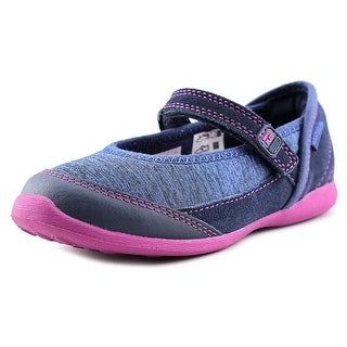 Stride Rite M2P Terry Round Toe Synthetic Mary Janes