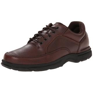 Rockport Men's Eureka Walking Shoe, Brown