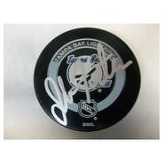 Signed Tortorella John Tampa Bay Lightning Tampa Bay Lightning Game Hockey Puck autographed