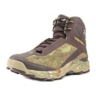 Under Armour Super Speed Freek   Round Toe Synthetic  Combat Boot