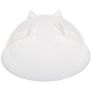 Progressive Prep Solutions Microwave Food Cover and Colander