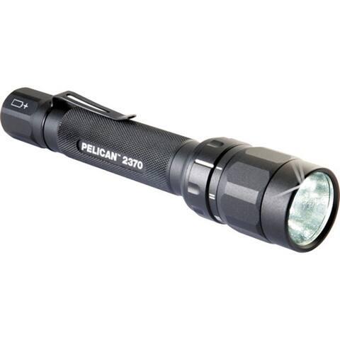 Pelican 023700-0001-110 pelican 023700-0001-110 led 2aa tactical flashlight (black)