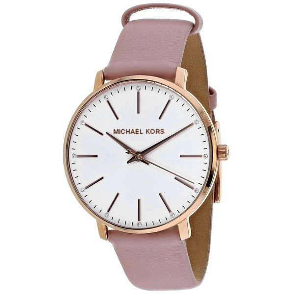 a43cc4c452fb Shop Michael Kors Women  s Pyper - MK2741 Watch - Free Shipping Today -  Overstock - 26483821