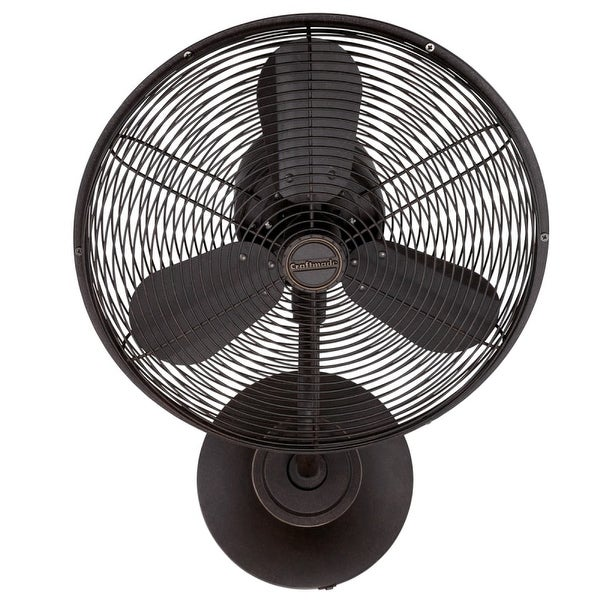 """Craftmade BW116AG3-HW Bellows I 16"""" Indoor Indoor / Outdoor Hard Wired Wall Fan"""