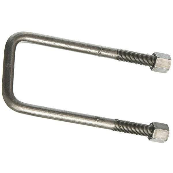 Indiana U Bolts S146 Steel Square Bolt 2 1